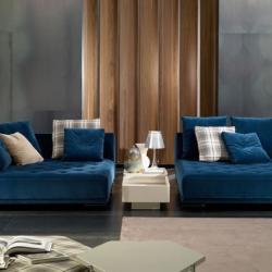 La Bottega Interiors - Modern Elegant Corner Sofa