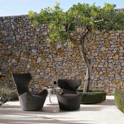 Deloudis - Garden Furniture Papilio Armchairs