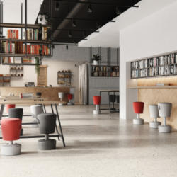 Office and Home Solutions - Profim Mickey Dining Table And Chairs