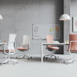 Office and Home Solutions - Profim Violle Desk And Office Chair