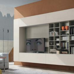 Andreotti Furniture - Modern Wall Composizion