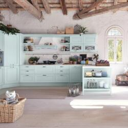Argyrou Kitchens Agnese Classical Model Solid Wood