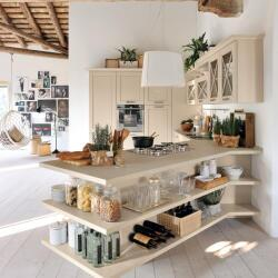 Argyrou Kitchens Agnese Traditional Model Solid Wood