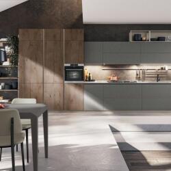 Argyrou Kitchens Design Collection Oltre Oak