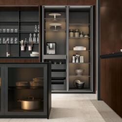 Argyrou Kitchens Design Collection Pocket Doors System