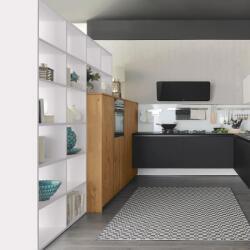 Argyrou Kitchens Oltre Oak And Fenix Matt
