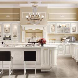 Argyrou Kitchens Pantheon Model Solid Wood