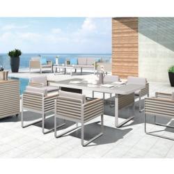 Seccom Furniture - Garden Furniture Higold Dining Set
