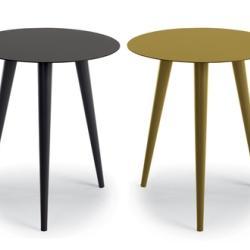 Seccom Furniture - Tondo Side Tables