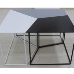 Seccom Furniture - Tris Small Contemporary Table